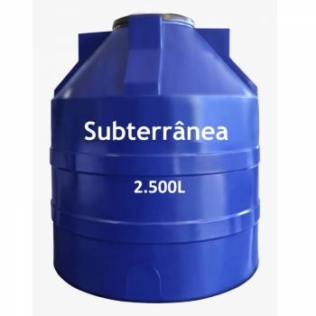 imagem Cisterna Subterrânea 2.500 Litros