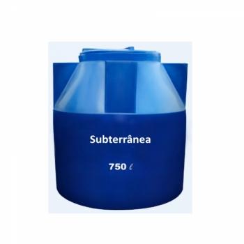 imagem Cisterna Subterrânea 750 Litros