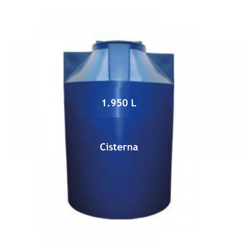 imagem Cisterna aparente 1.950 Litros