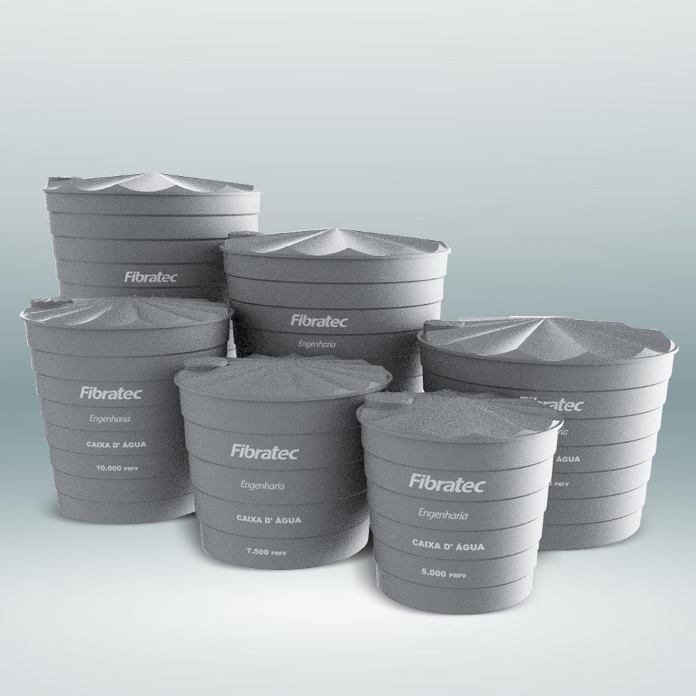 imagem Caixa d'água em Fibra
