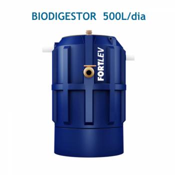 imagem Biodigestor 500L
