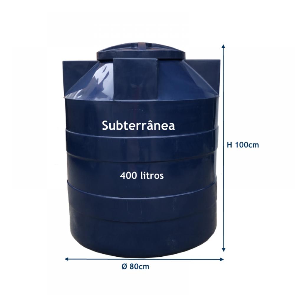 imagem Cisterna Subterrânea 400 Litros