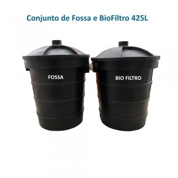imagem Conjunto  Fossa e BioFiltro 425L