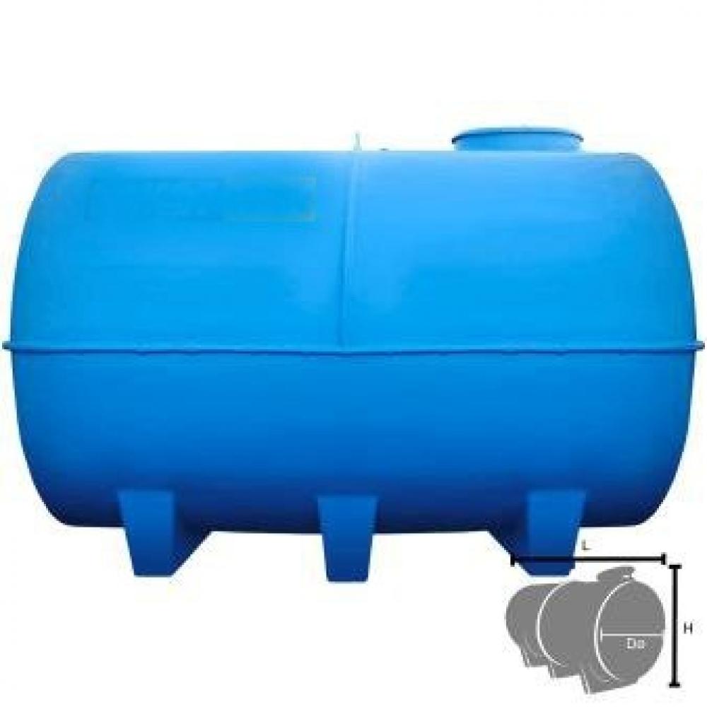 imagem Cisternas Horizontais P.R.F.V.