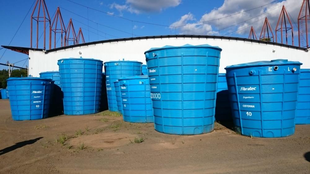 imagem Cisternas Subterrâneas