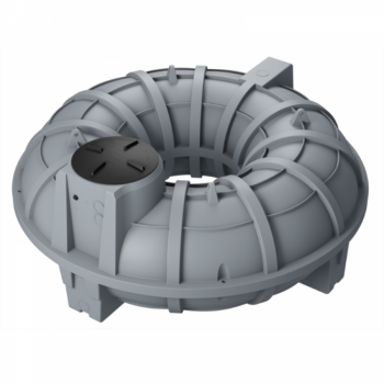 imagem Cisterna Horizontal Subterrânea 5.000L