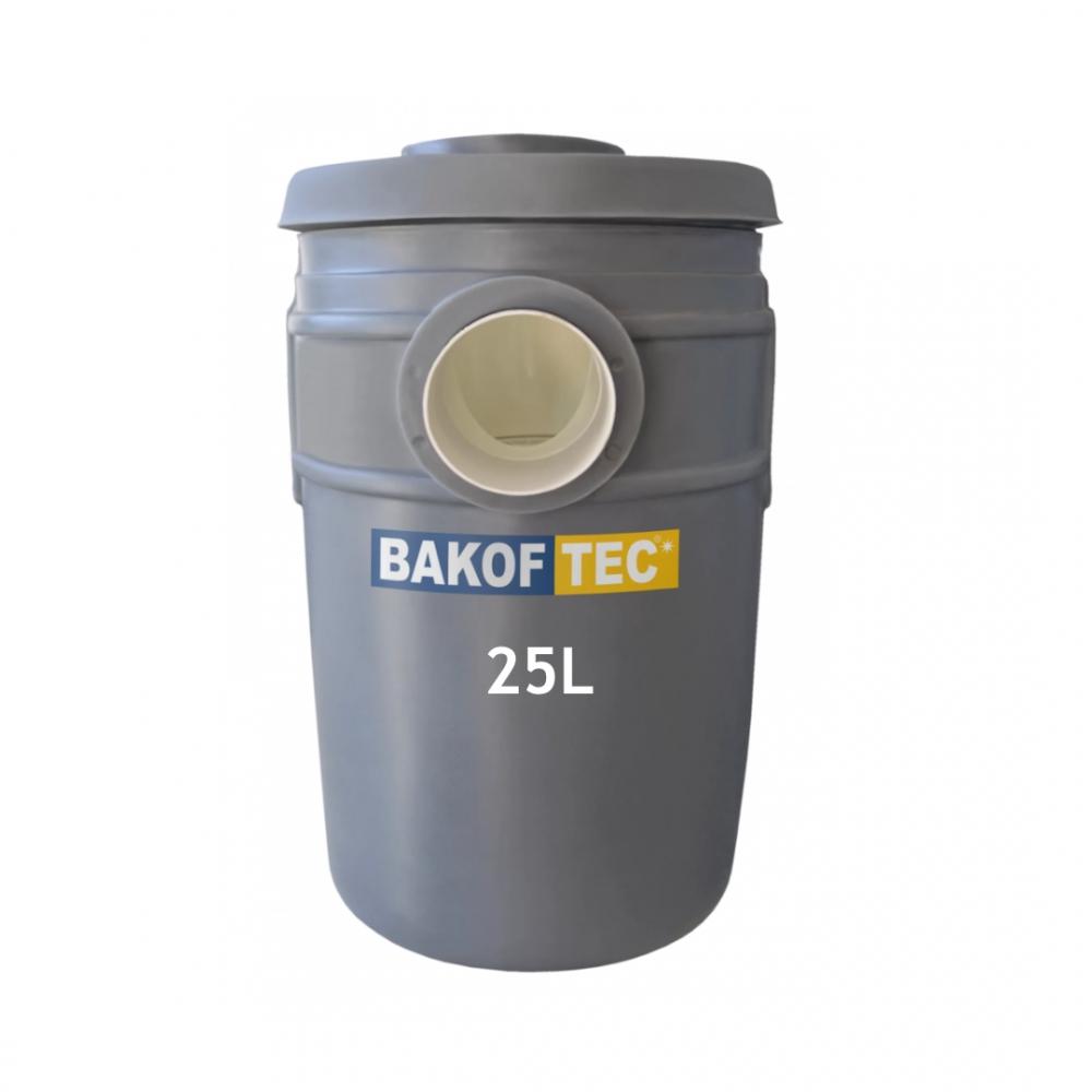 imagem Caixa de cloração 25L - Com local para inspeção