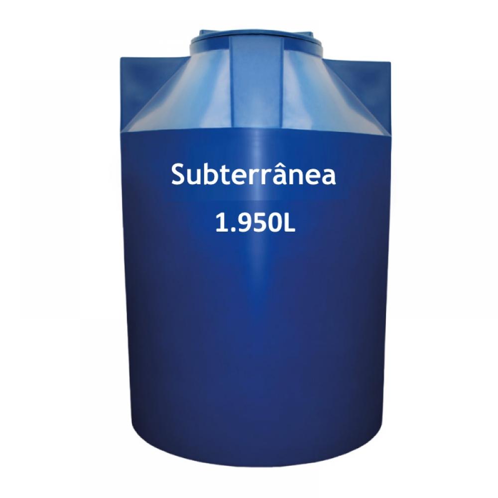 imagem Cisterna Subterrânea 1.950 Litros